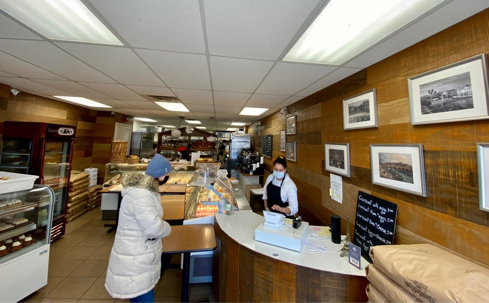 Pierre & Michel Authentic French Bakery: 95 Broadway, Elmwood Park, NJ