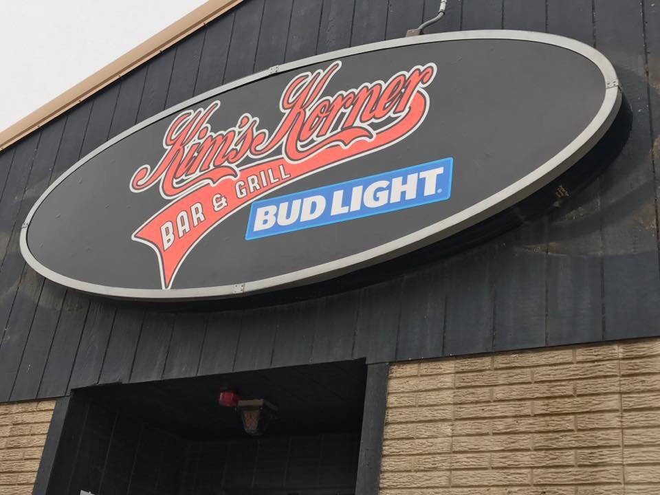 Kim's Korner Bar & Grill: 101 Main St, Worthing, SD