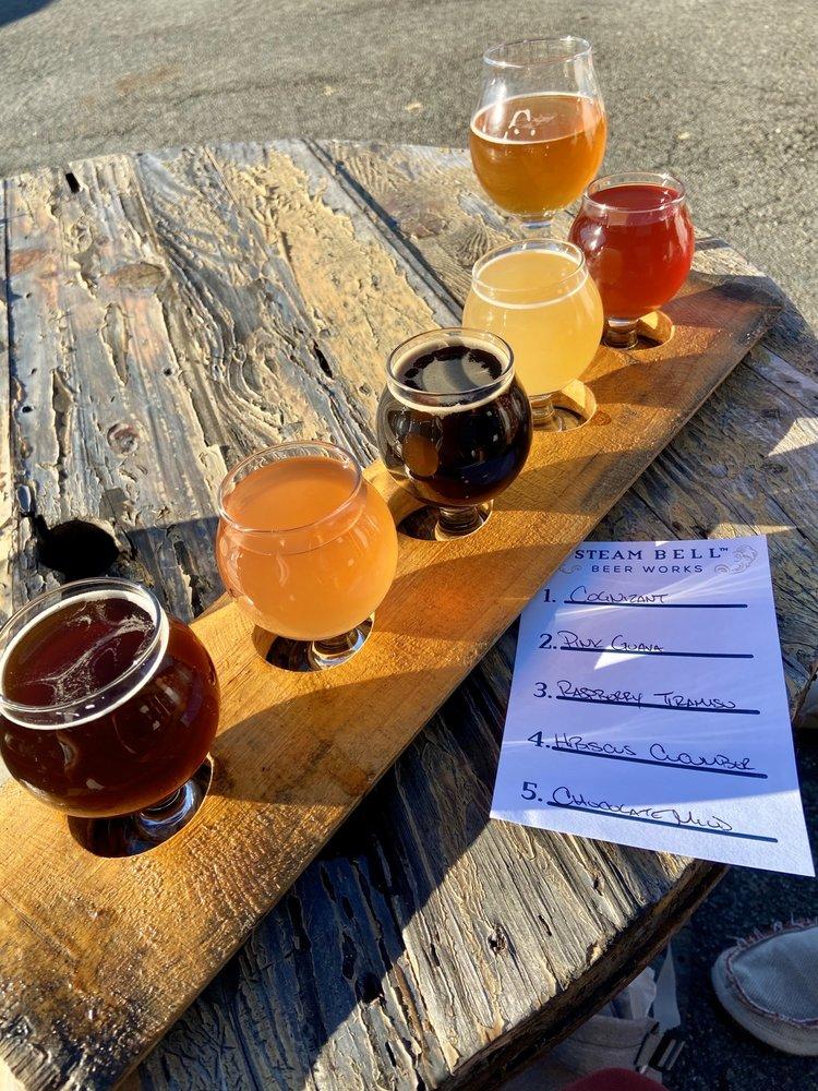 Steam Bell Beer Works: 1717 Oak Lake Blvd, Midlothian, VA
