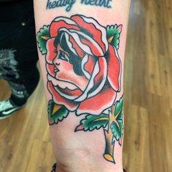 4d177dbf738c8 Photo of Black Dagger Tattoo - Austin, TX, United States. Tattoo by TC