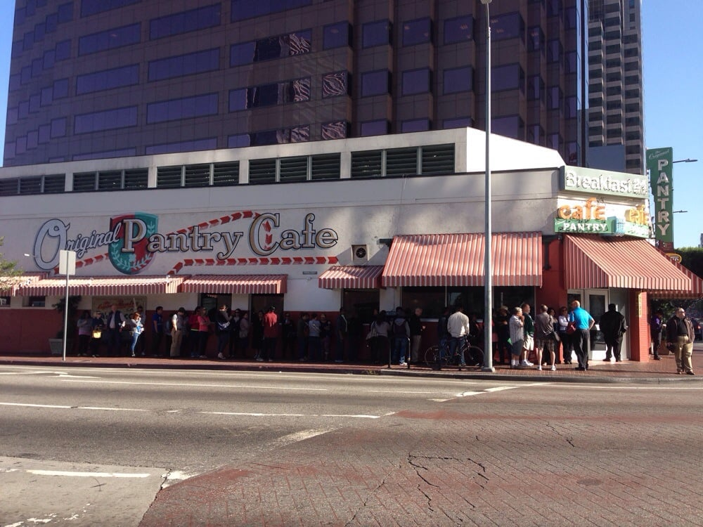 photo of original pantry cafe los angeles ca united states line
