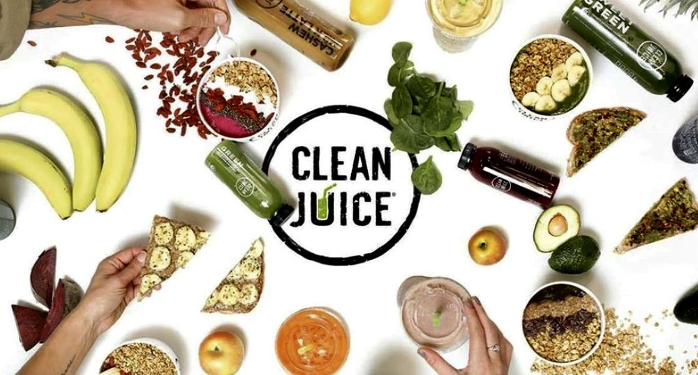 Clean Juice Cherry Creek: 180 Steele St, Denver, CO