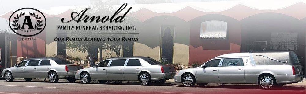 Arnold Family Funeral Services  - Hillside Chapel: 2561 N Fair Oaks Ave, Altadena, CA