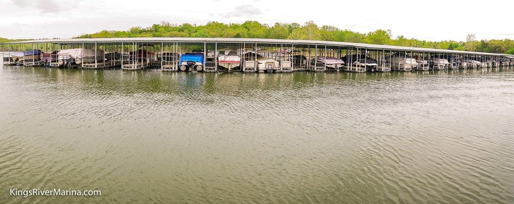 Kings River Marina: 27504 Big Rock Rd, Shell Knob, MO