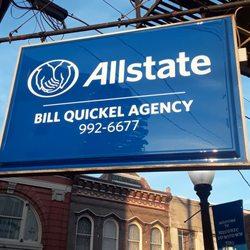 Allstate Auto Quote   Allstate Insurance Bill Quickel Request A Quote Auto Insurance