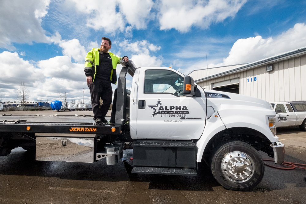 Towing business in Eugene, OR