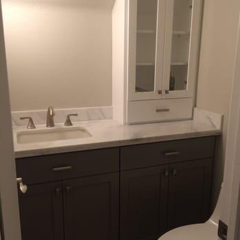 Teknik Construction 48 Photos Contractors 48 Mercury St Beauteous San Diego Bathroom Remodel Concept