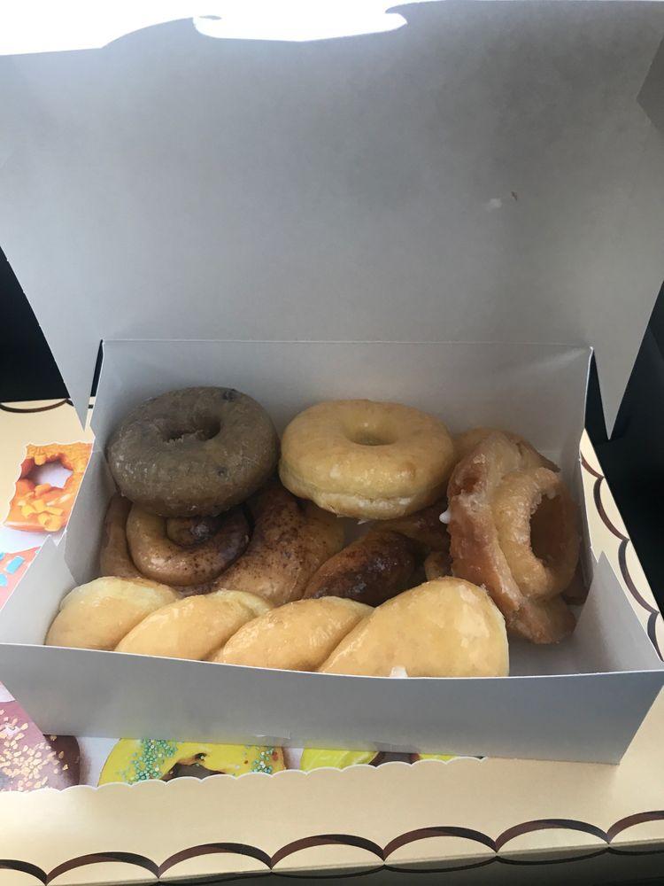 granny's donuts: 862 Gilmer St, Sulphur Springs, TX