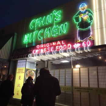 photo of chins kitchen portland or united states nostalgic neon leads the - Chins Kitchen