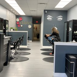 Terrific Zeebas Salon 21 Photos Hair Salons 9203 S Texas 6 Download Free Architecture Designs Jebrpmadebymaigaardcom