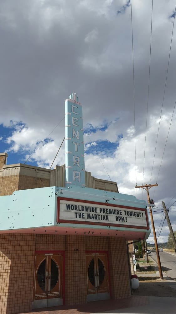 Central Theater: 145 W 15th St, Ely, NV