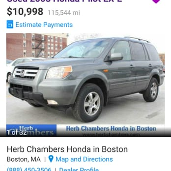 Herb chambers honda in boston 33 photos 256 reviews for Herb chambers boston honda