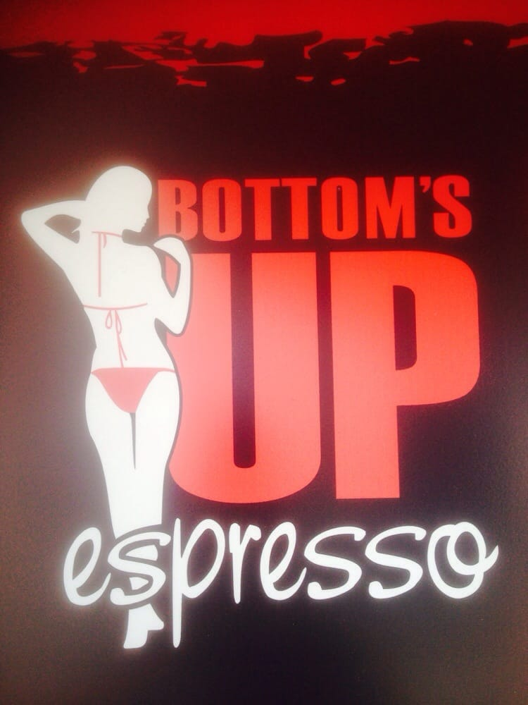 Bottoms Up Espresso