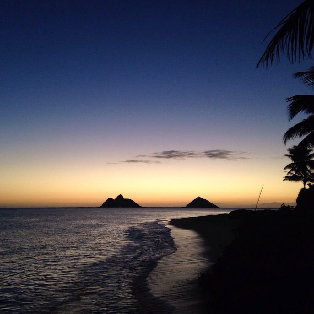 Lanikai Beach And The Na Mokulua Islands...breathtaking