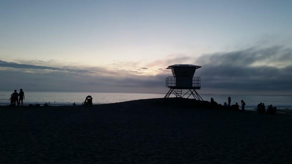 Moonlight State Beach Encinitas Ca Surf Report