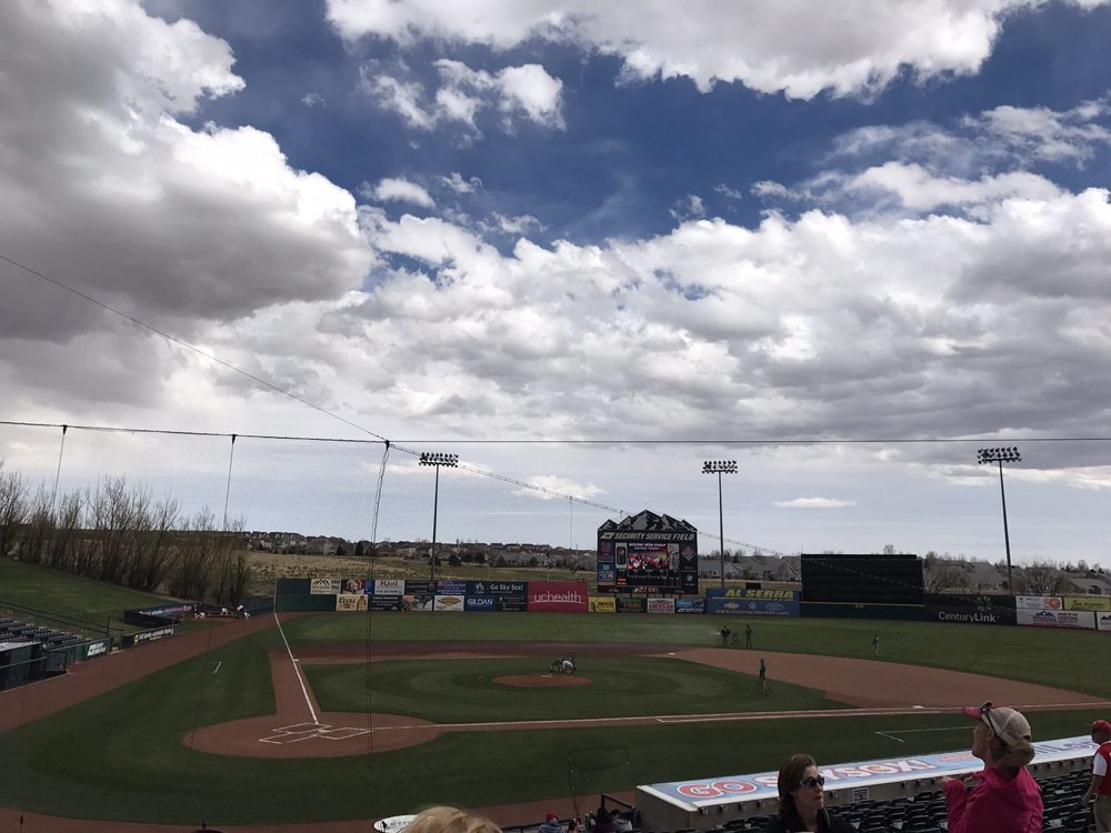 Sky Sox Baseball Club
