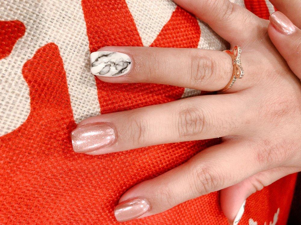 Pamper Nails: 431 E Stacy Rd, McKinney, TX