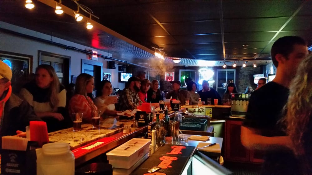 Burning Brick Tavern: 301 E Main St, Pickens, SC