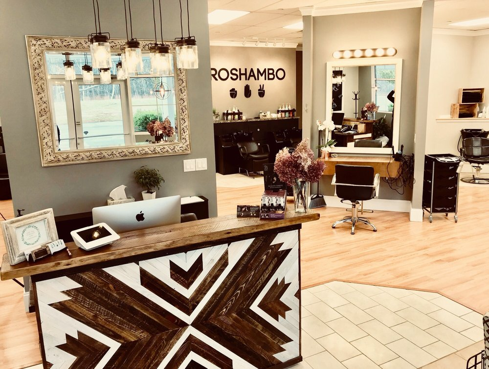 Roshambo Hair Studio: 283 Main St, New Hartford, CT