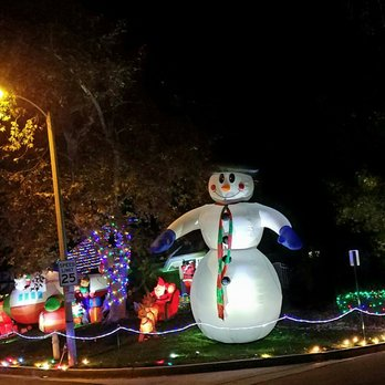 photo of thoroughbred christmas lights rancho cucamonga ca united states frosty - Thoroughbred Christmas Lights