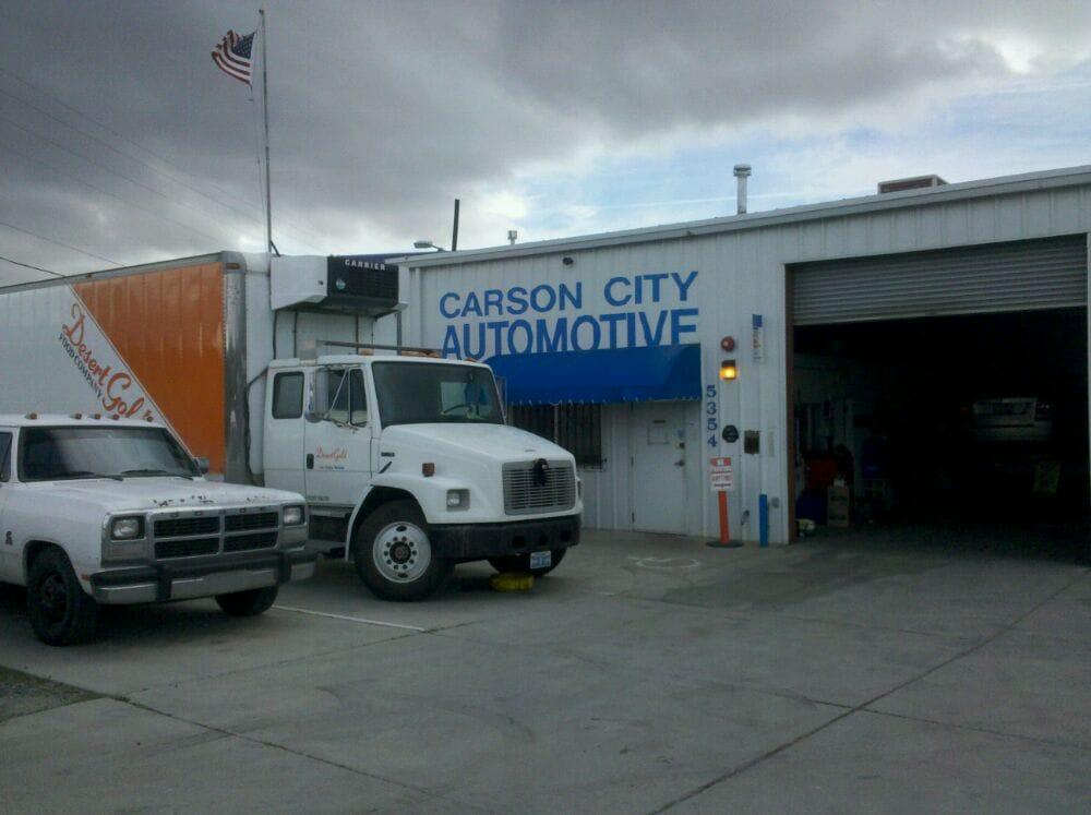 Carson City Automotive