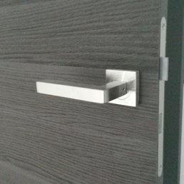 Charmant Photo Of MID Modern Interior Doors   Richmond, BC, Canada. Modern Stainless  Steel