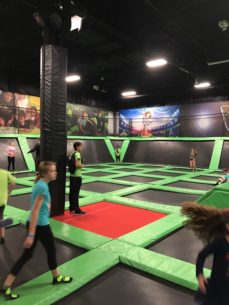 Launch Trampoline Park: 17 Tanguay Ave, Nashua, NH