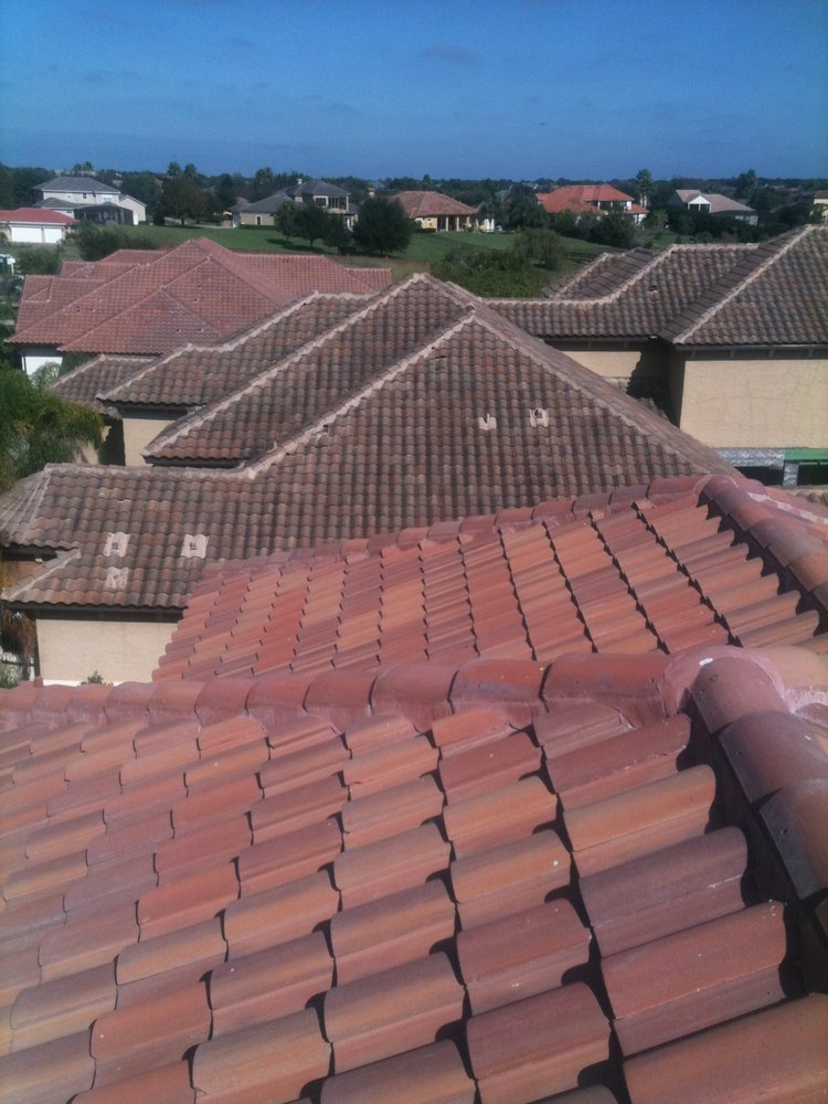 Roof Tile And Slate Tile Design Ideas