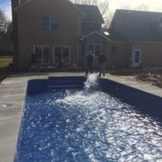 My Photo Of Backyard Oasis Pools And Construction   York, SC, United States.