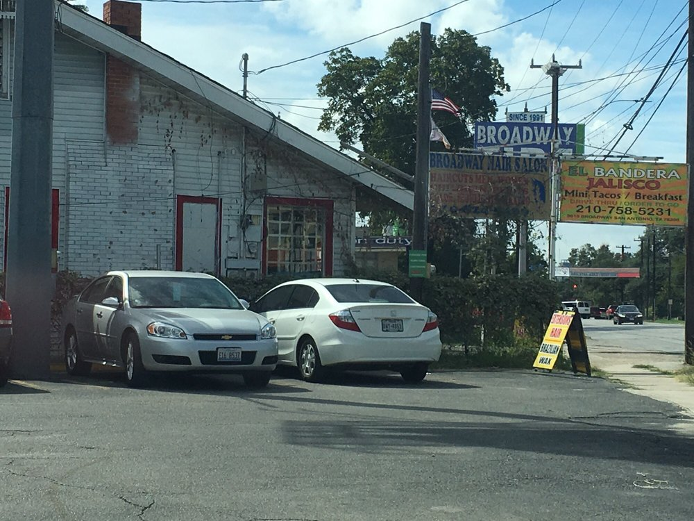 El Bandera Jalisco: 3610 Broadway St, San Antonio, TX