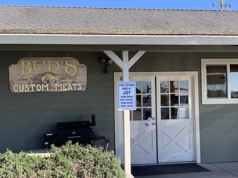 Bud's Custom Meats: 7750 Petaluma Hill Rd, Penngrove, CA