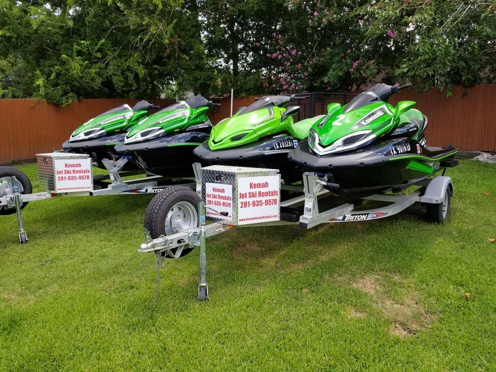 Kemah & Clear Lake Jet Ski Rentals