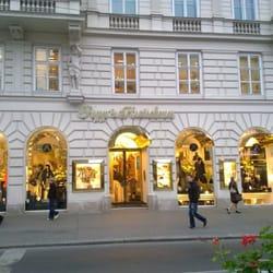 Popp Kretschmer Modehandels Shopping Karntnerstr 51 Innere