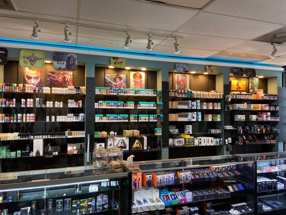 Hazel Sky Smoke Shop: 5244 Fredericksburg Rd, San Antonio, TX