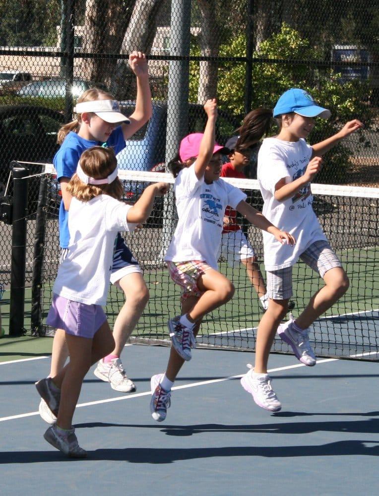 Andy Harader Tennis Camp: Palo Alto, CA