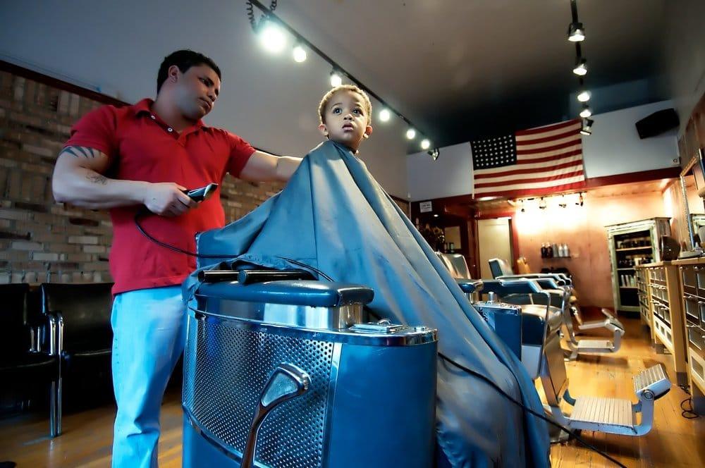 First Haircut Hamilton Comb Montclair Yelp
