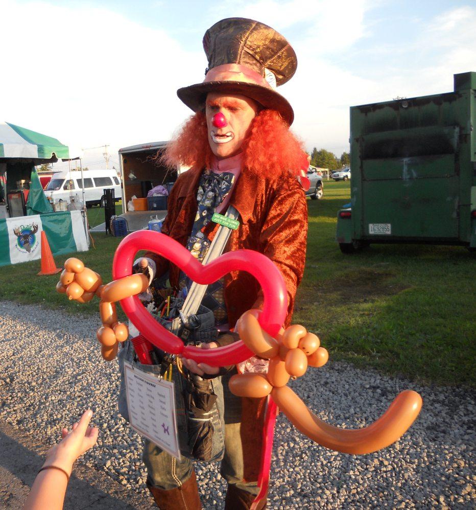 Chee Chee The Clown: Hancock, NY