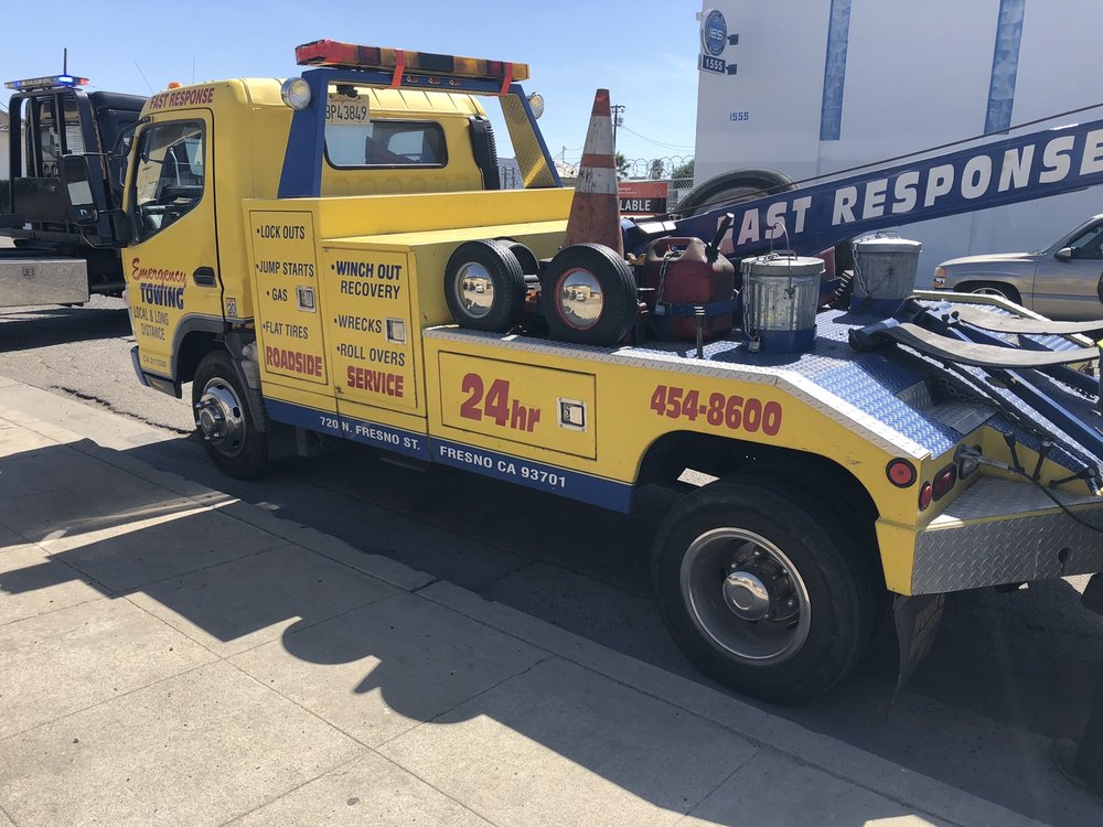 Towing business in Clovis, CA