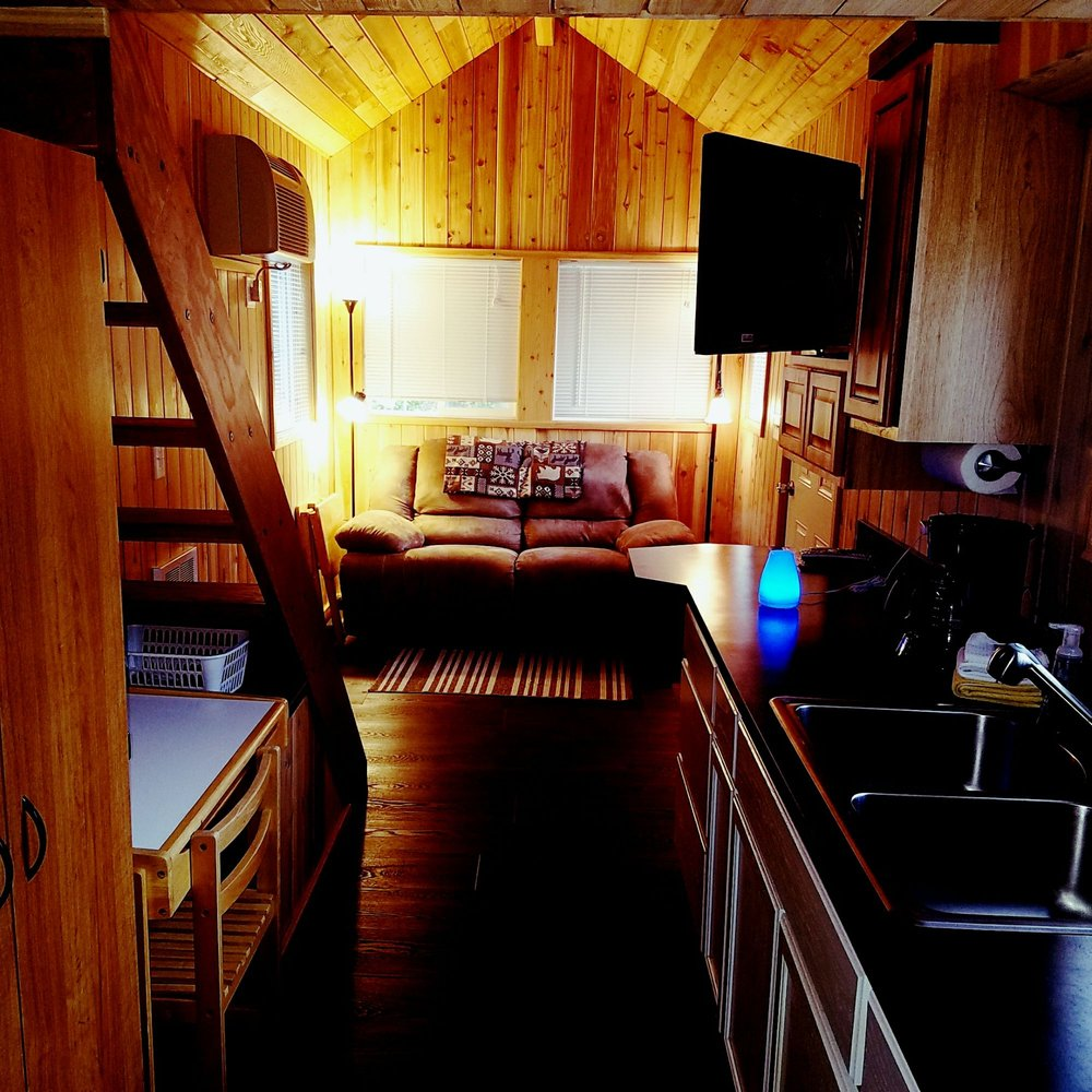 Three Rivers Resort & Guide Service: 7764 LaPush Rd, Forks, WA