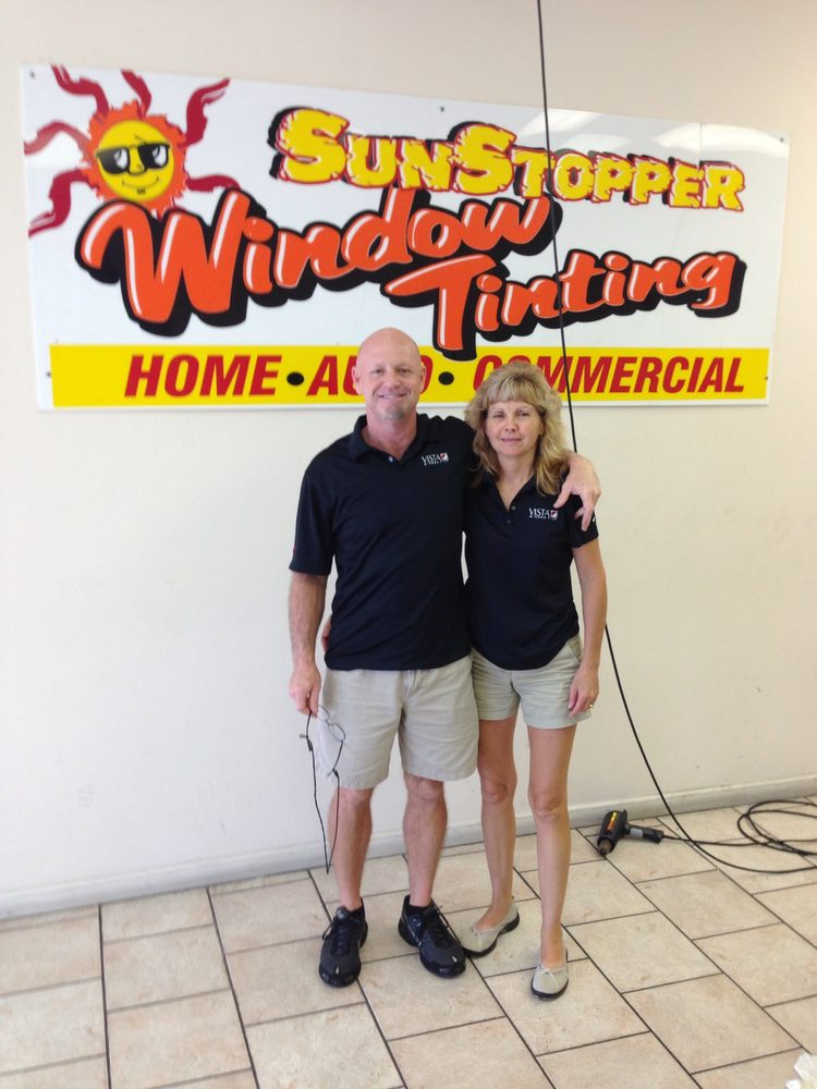 Sunstopper Window Tinting: 2544 S Harbor City Blvd, Melbourne, FL