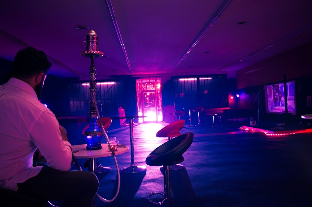 Social Spots from Absolem Hookah Lounge