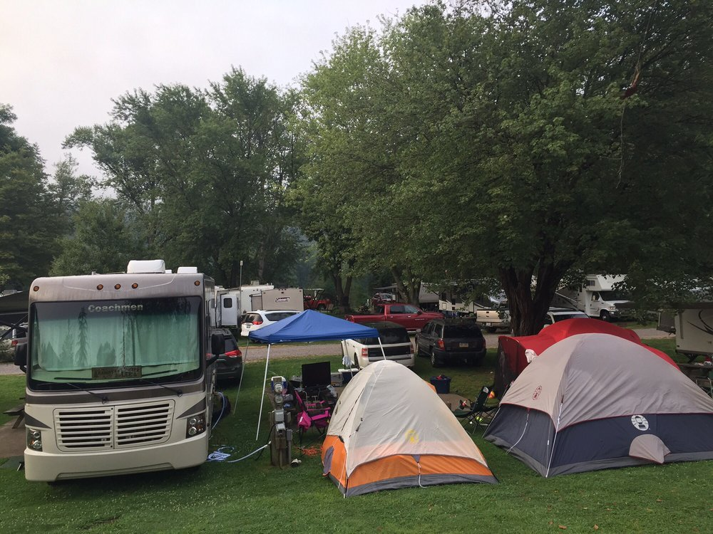 Riverside Campground: 125 S Main St, Montgomery, PA