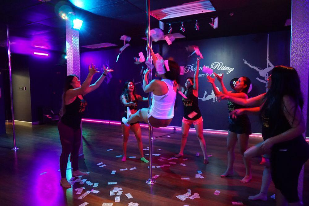 Phoenix Rising Dance & Fitness: 5714-D Industry Ln, Frederick, MD