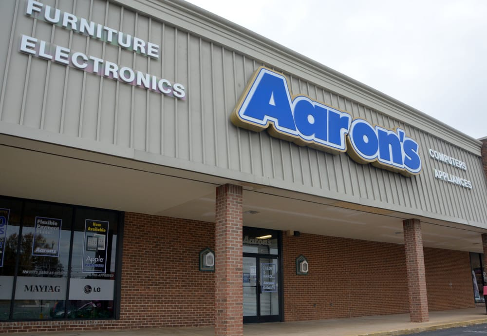 Aaron's: 457 E Plaza Dr, Mooresville, NC