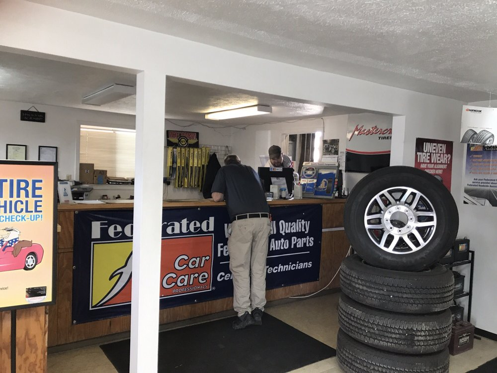West Plains Liberty Tire: 12704 W Sunset Hwy, Airway Heights, WA