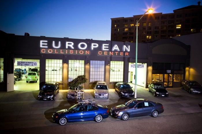 European Collision Center