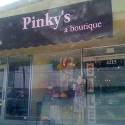 Pinky's Boutique logo