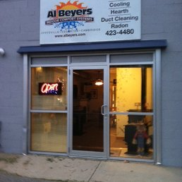 Al Beyers Indoor Comfort Systems - Get Quote - Appliances - 209 W ...