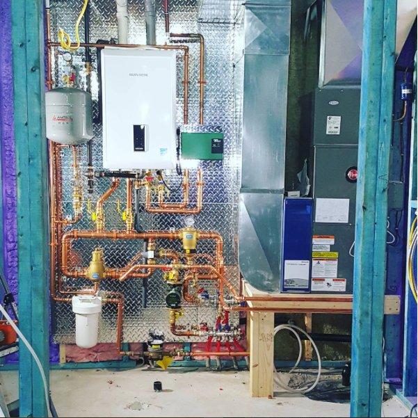 911 Boiler: San Francisco, CA