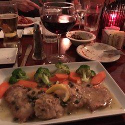 Photo Of Amore Italian Restaurant Dallas Tx United States Veal Picatta